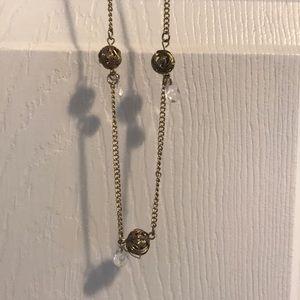 Banana Republic long necklace